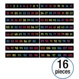 Numbers 0-120 Mini Bulletin Board Set