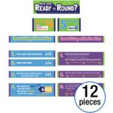 Rounding Numbers Mini Bulletin Board Set