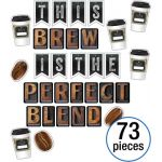 Schoolgirl Style™ Industrial Café This Brew Is the Perfect Blend Bulletin Board Set