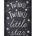 Schoolgirl Style™ Twinkle Twinkle You're a Star! Chart Set