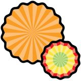 Celebrate Learning Colorful Cut-Outs®, Fans