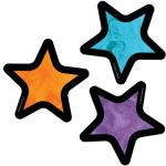 Celebrate Learning Mini Colorful Cut-Outs®, Stars
