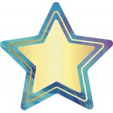Galaxy Stars Colorful Cut-Outs® Assorted Designs