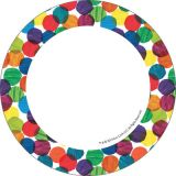 The World of Eric Carle™ Dots Colorful Cut-Outs®