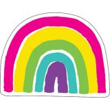 Kind Vibes Rainbow Cut-Outs