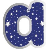 Sparkle + Shine Navy with Silver Stars Combo Pack 4 EZ Letters