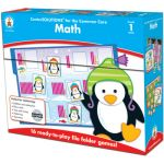 Math File Folder Game, Grade 1