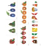 World of Eric Carle™ The Very Hungry Caterpillar™ Learning Cards