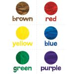 World of Eric Carle™ Brown Bear, Brown Bear, What Do You See?™ Learning Cards