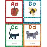 The World of Eric Carle™ Alphabet Learning Cards
