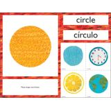 The World of Eric Carle™ Shapes Learning Cards