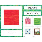 World of Eric Carle™ Shapes Learning Cards