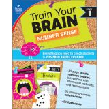 Train Your Brain Number Sense, Level 1