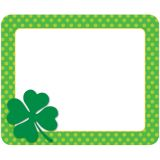 St. Patrick's Day Name Tags