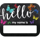 Schoolgirl Style™ Woodland Whimsy Hello Name Tags