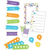 Sparkle + Shine Rainbow Planner Accents Sticker Pack