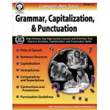 Grammar, Capitalization, & Punctuation