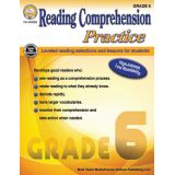 Reading Comprehension Practice, Grade 6