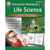 Interactive Notebooks: Life Science
