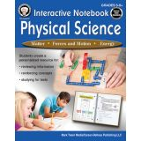 Interactive Notebooks: Physical Science
