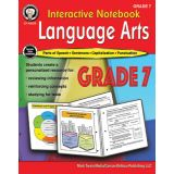 Interactive Notebook: Language Arts, Grade 7