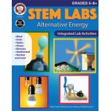 STEM Labs: Alternative Energy Workbook, Grades 5-8+