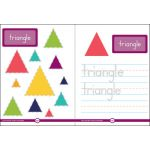 Trace with Me: Colors and Shapes Activity Book, Grades PreK-2