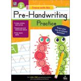 Trace with Me: Pre-Handwriting Activity Book, Grades PreK-2