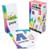 Spectrum® Flash Cards, First Words