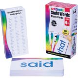 Spectrum® Flash Cards, Sight Words