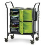 Tech Tub2® Modular Cart, Holds 24 devices