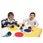 READY 2 LEARN® Paint & Clay Explorers, Set 2, Red