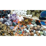 Natural Assortments: Stones & Minerals
