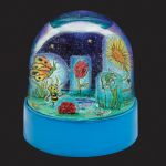 Light Up Water Globe