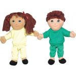 Sweat Suit Doll, Hispanic Boy
