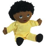 Sweat Suit Doll, African American Boy