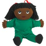 Sweat Suit Doll, African American Girl