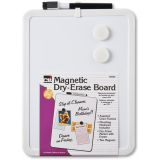 Magnetic Dry Erase Board, 8.5 x 11