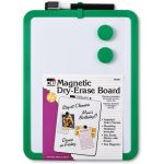 Magnetic Dry Erase Board, 8.5