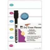 Dry Erase Boards, Personal Magnetic Planner, 6.25 x 9, Marker w/Eraser and 1 Magnet