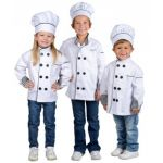 Get Real Gear Dress Up for Kids™, Chef Jacket & Hat