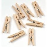 1 3/4 Clothespins, 24 Count