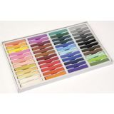 Quality Artist Square Pastels, 48 Assorted