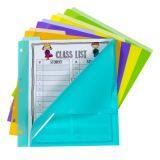 5-Tab Index Dividers with Vertical Tab