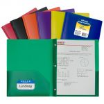 C-Line® Classroom Connector™ School-To-Home Folders, Assorted, Box of 36