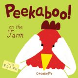 Peekaboo! Board Books, On the Farm!