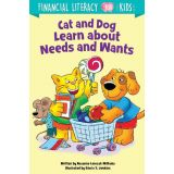 Cat and Dog Learn about Needs and Wants