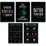 Staying Healthy Inspire U 5-Poster Pack