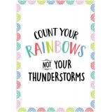Count your rainbows... Poster