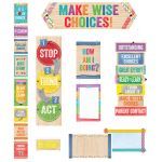 Behavior Clip Chart Mini Bulletin Board Set